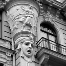 Art nouveau in Riga  by bubblehex08