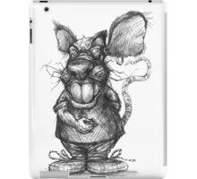 I RAT iPad Case/Skin