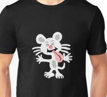 Raspberry Mouse Unisex T-Shirt