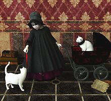 Playing: gothic way by Roberta Angiolani