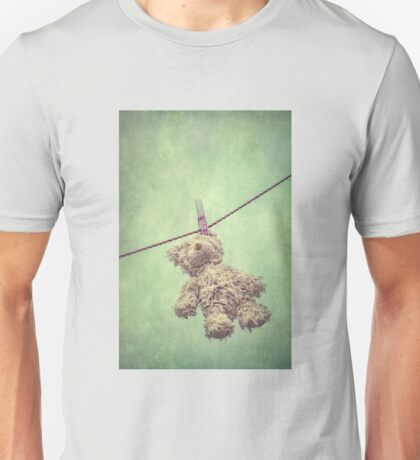 And Then The Childhood Was Left Behind Unisex T-Shirt