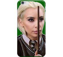 Kim Kardashian Hogwarts iPhone Case/Skin