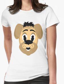 cartoon style dog head T-Shirt
