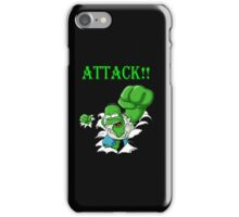 Attack!! iPhone Case/Skin