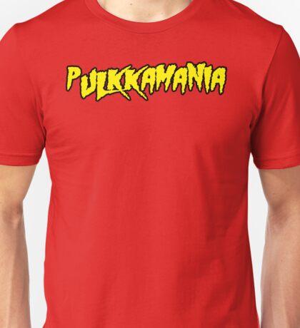 Pulkkamania! (yellow) Unisex T-Shirt