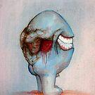 Smiley Peeper by KillerNapkins