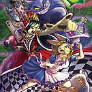 Alice in Wonderland by Zhivago