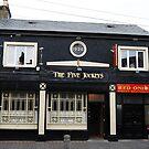 Five Jockey's Pub in Kildare, Ireland by Nancy Huenergardt