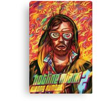 Hotline Miami 2: Wrong Number Canvas Print
