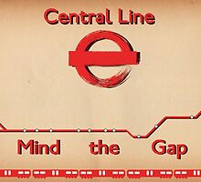 Central Line by SmalleyArt