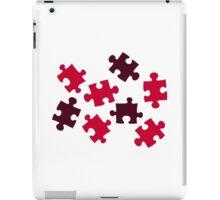 Jigsaw puzzle iPad Case/Skin