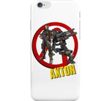 Axton iPhone Case/Skin