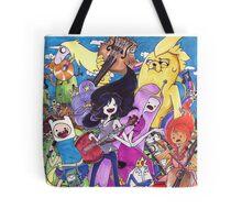Adventure Time! Tote Bag