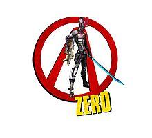 Zer0 Photographic Print