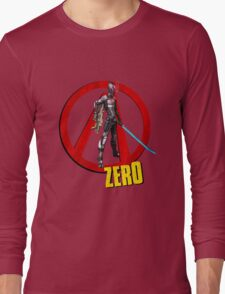 Zer0 Long Sleeve T-Shirt
