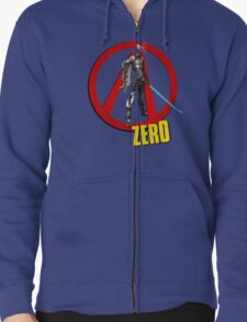 Zer0 Zipped Hoodie