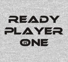 Ready Player One Symbol by Prophecyrob