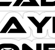 Ready Player One Symbol Sticker