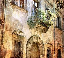 Step into the Past-Italy by Deborah Downes