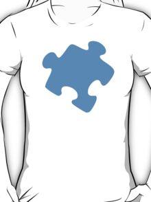 Jigsaw puzzle piece T-Shirt