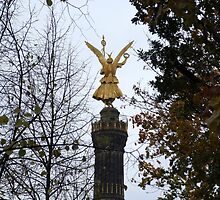 Victory Column, Berlin by John Douglas