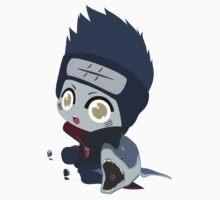 Naruto - Kisame Chibi Shark by scheMeworks