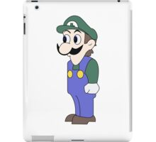 Weegee staring into your soul iPad Case/Skin