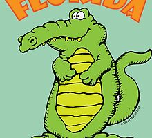 Florida Alligator by fubarKluge