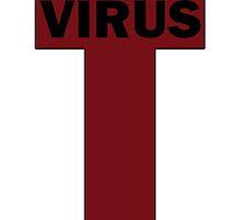 Gorillaz - T-Virus by Chibiniz