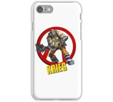 Krieg iPhone Case/Skin