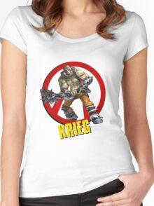 Krieg Women's Fitted Scoop T-Shirt