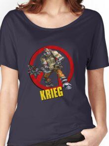 Krieg Women's Relaxed Fit T-Shirt