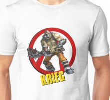 Krieg Unisex T-Shirt