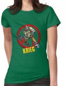Krieg Womens Fitted T-Shirt