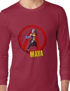 Maya Long Sleeve T-Shirt