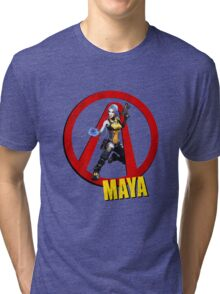 Maya Tri-blend T-Shirt