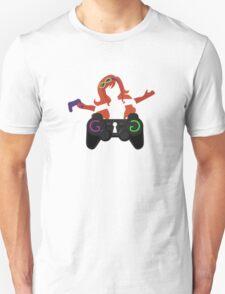 #GamerGate (White) T-Shirt