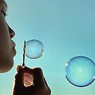I dream of bubble by Basia McAuley