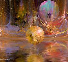 Creator Sphere by Dean Warwick