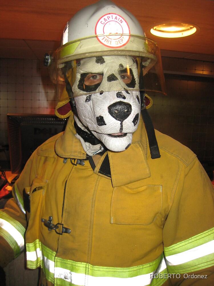 fireman dog by BOBBYBABE