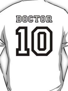 Doctor 10 Jersey T-Shirt