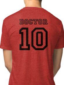 Doctor 10 Jersey Tri-blend T-Shirt