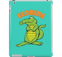Florida Alligator iPad Case/Skin