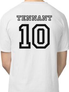 Tennant 10 Jersey Classic T-Shirt