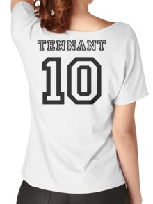 Tennant 10 Jersey Women's Relaxed Fit T-Shirt