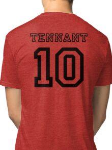 Tennant 10 Jersey Tri-blend T-Shirt