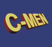 Big Bang Theory C-MEN by Galeaettu