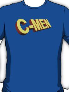 Big Bang Theory C-MEN T-Shirt