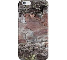 Pine Bark iPhone Case/Skin