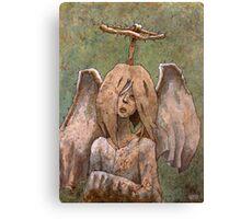 The Thorny  Angel Canvas Print